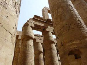 Le temple de Karnak