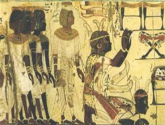 Rituels religieux nubiens