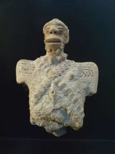 Artefact archéologique Sao
