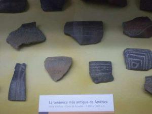 Céramique culture valdivia