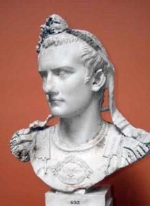 L'empereur romain Caligula