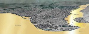 Constantinople à l'époque byzantine