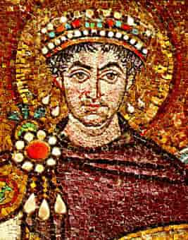 Représentation de Justinien