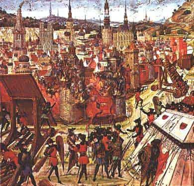Première croisade en 1099