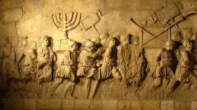Siège de Jérusalem par les romains