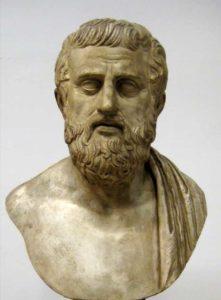buste de Sophocle