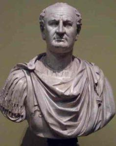 Vespasien Vae puto deus fio