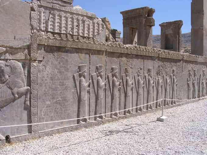 Reliefs de Persépolis