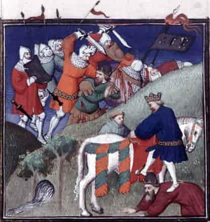 bataille de Manzikert