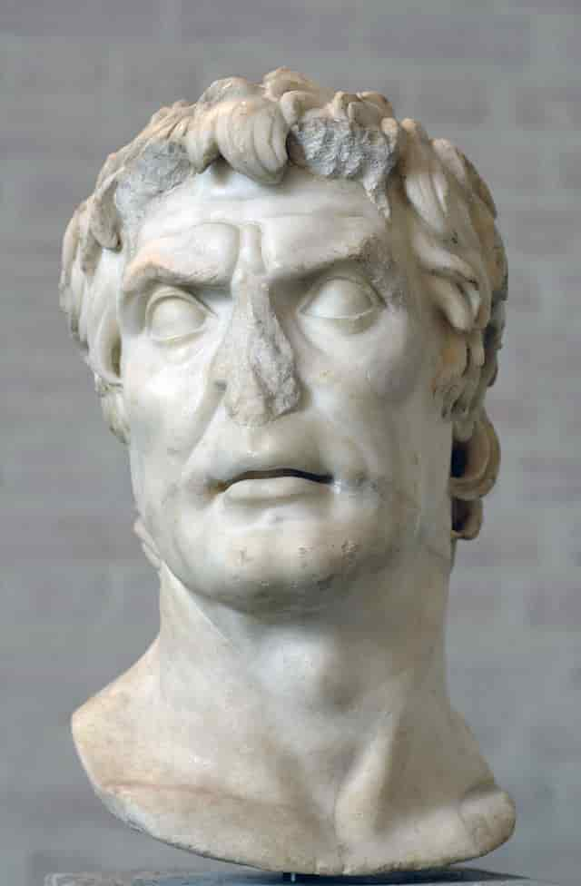Buste de Sulla