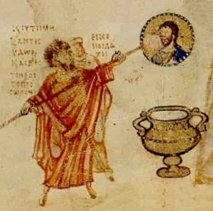 Iconoclastie dans l'empire byzantin