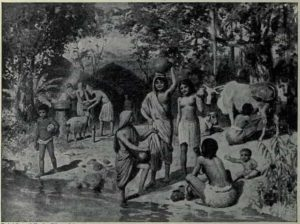 Les tribus aryennes en Inde