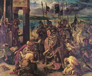 Quatrième croisade 1204
