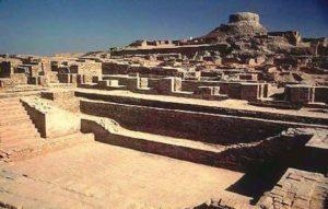 Ruines de Mohenjo-daro