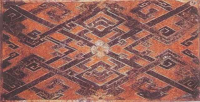 Soie échangée dans l'antiquité