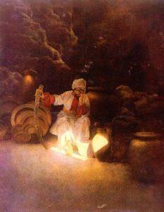 Cassim, le frère d'Ali Baba