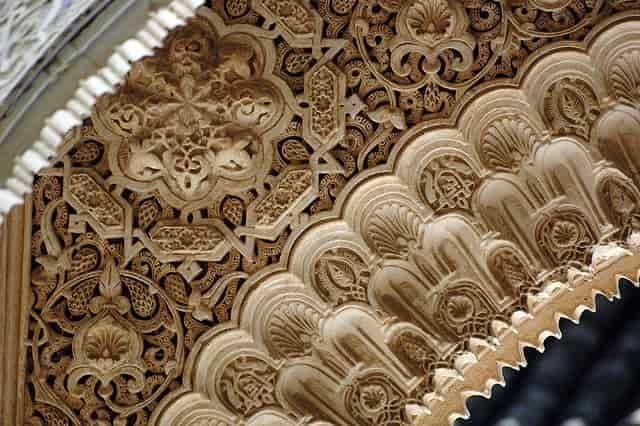 L'alhambra en Espagne