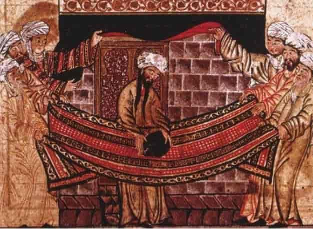 La Pierre Noire sacrée de l'Islam
